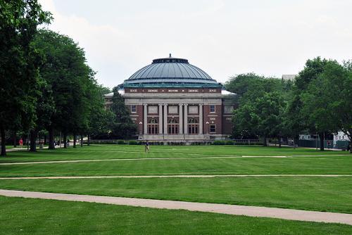 最新伊利诺伊大学香槟分校排名